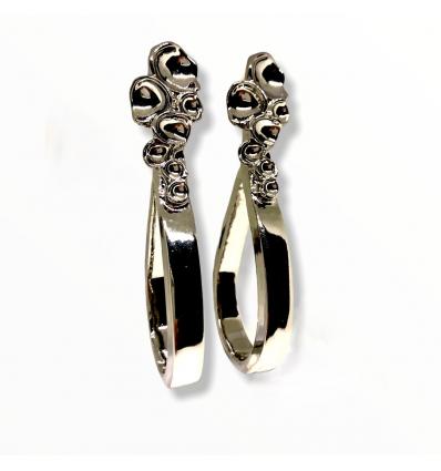 Lineari ornamento silver